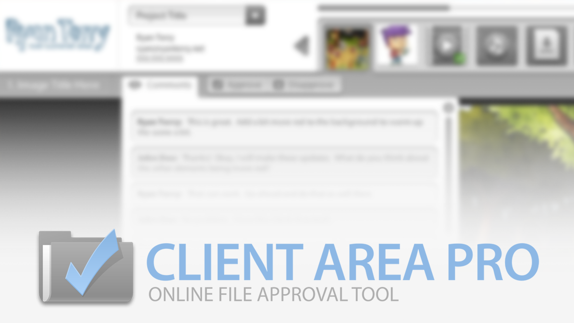 Client Area Pro (new window)