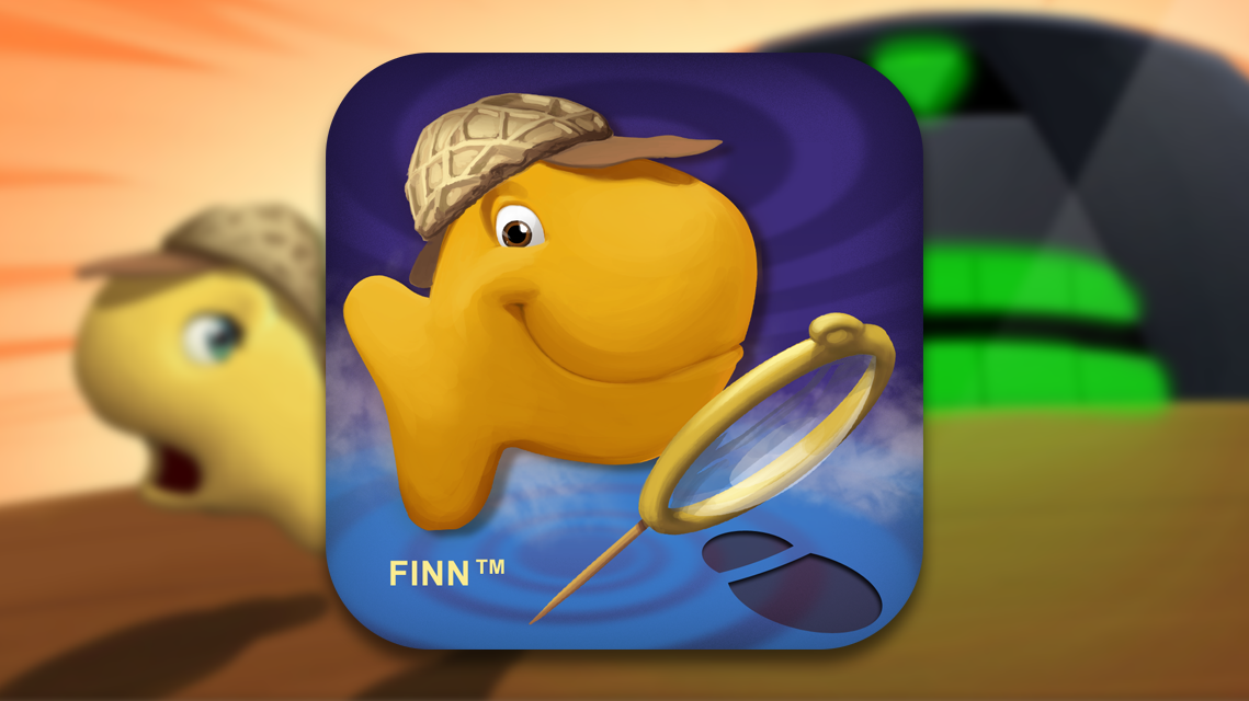Finn & Friends Mysteries – Storybook
