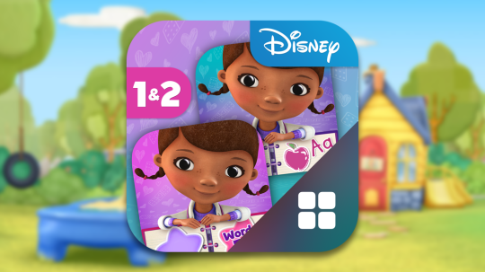 Disney's Read with Doc McStuffins