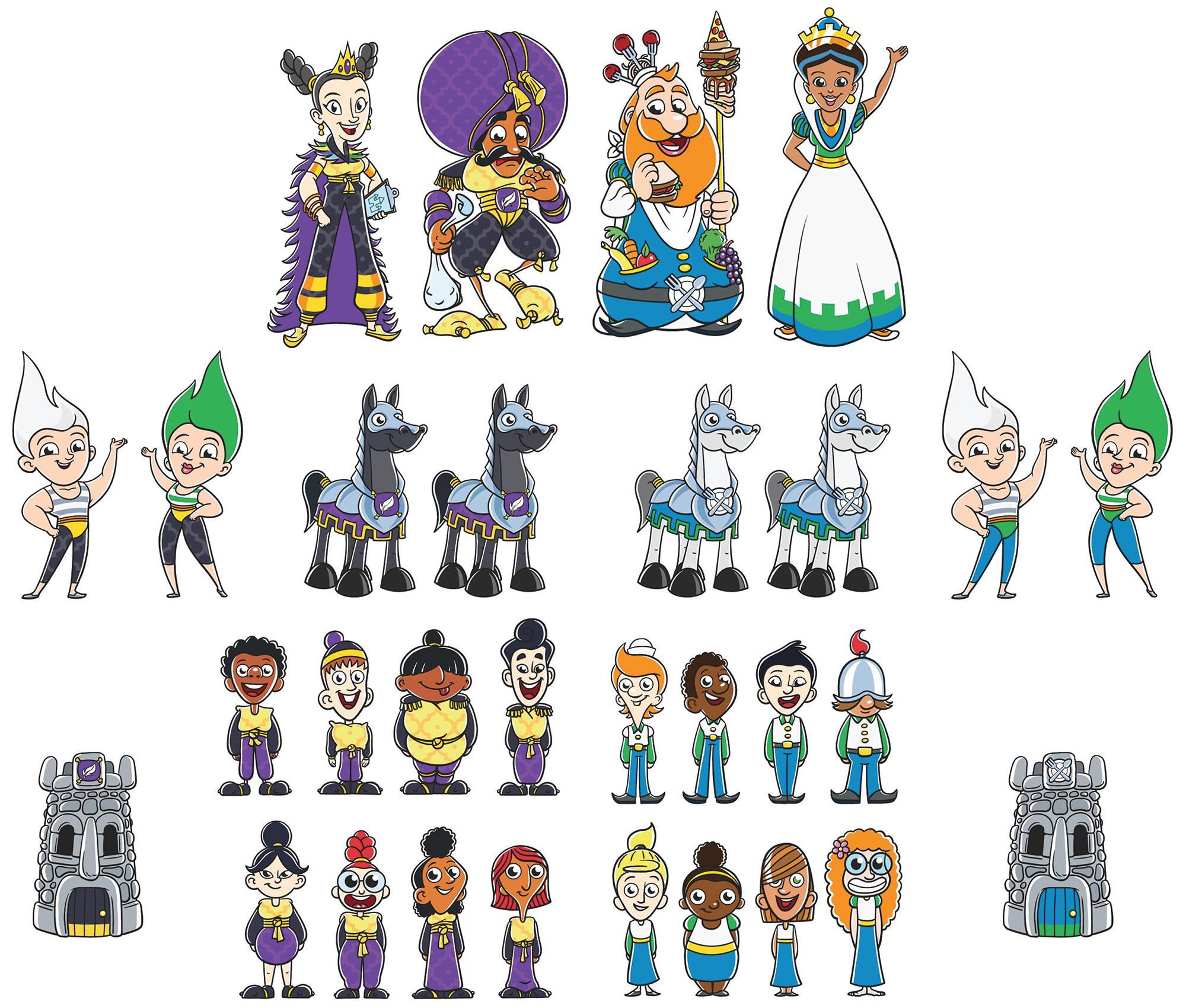 StoryTimeChess_Characters