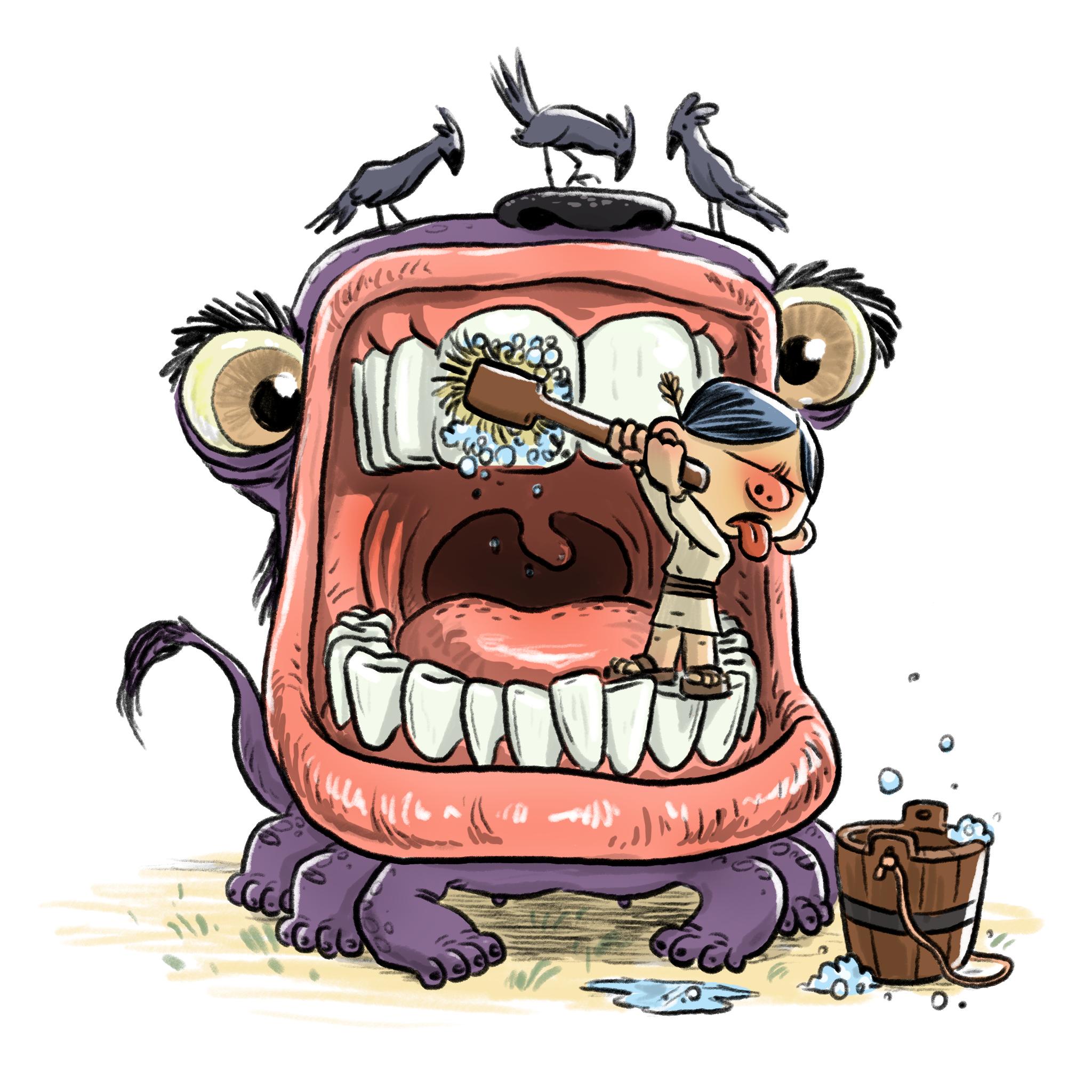 Avoidicus teethicus